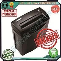 GBC ALPHA CONFETTI/Mesin Penghancur Kertas/Paper shredder/Paper Drill