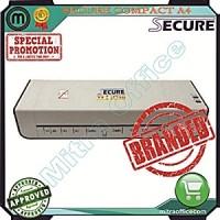 SECURE Compact/Mesin laminating/Mesin laminasi/Mesin laminator/Thermal