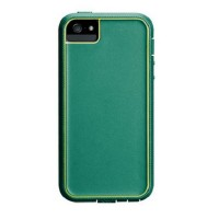 Case-Mate iPhone 5 Tough Xtreme (TBD) - Emerald Green/Chartreuse Green