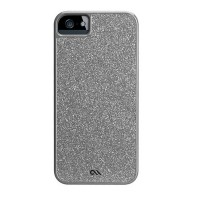 Case-Mate iPhone 5 Glam - Silver