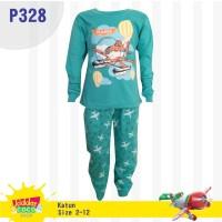 Setelan baju tidur anak laki-laki  Planes  (P328)
