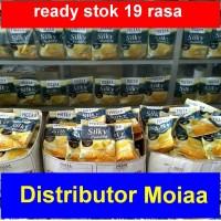 Premix Bubuk Powder Bahan Silky Pudding MOIAA 200gr