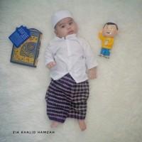 koko sarung instant bayi newborn akikah aqiqah baby boy