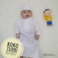 Koko Turki bayi newborn akikah aqiqah baby boy anak cowok