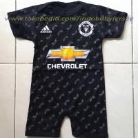Jual Jumper Baby Baju Bola Bayi Jersey Manchester United *3RD* Murah