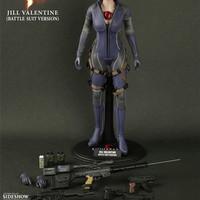 Hot Toys Resident Evil 5 Jill Valentine Battle Suit Version