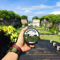 Exclusive Pomade dappers the fighter water based Terlaris