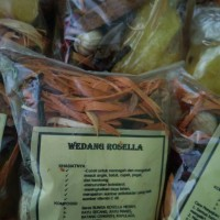 Jual wedang Rosella plus gula batu Murah