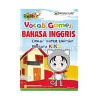 Bamboomedia Game Edukasi Anak Vocab Games Bahasa Inggris (PC CD-ROM)