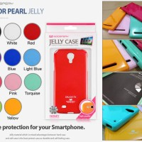 Mercury Pearl Jelly Case Sony Xperia T2 Ultra Soft Back Cover