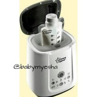 Tommee Tippee Express N Go Pouch Bottle Digital Fast Electric Warmer
