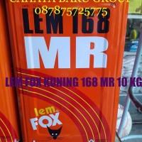 LEM FOX KUNING 168 MR 10 KG/BLEK