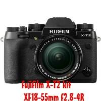 kredit kamera fujifilm x-t2 kit XF18-55mm proses 30 menit