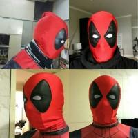 Topeng Full Face Deadpool Mask Best Quality