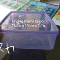 Jual KOTAK DONAT-BOX MAKANAN BAHAN PLASTIK SUPER TEBAL ...