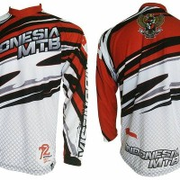Jersey Sepeda MTB INDONESIA by DIRTWORKS