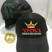Topi Trucker YRKI Yamaha Rx King Indonesia - Reove Store