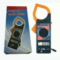 tang amper/clamp meter DT266