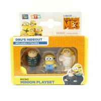 Dru's Hideout Minion by Thinkway