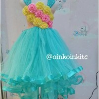 Jual Gaun Pesta Anak/Dress Tutu Murah