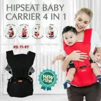 Jual kiddy hipseat baby carrier 4in1/gendongan kiddy/hiprest kiddy terbaru Murah