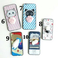 squishy case for hp iphone 5/5s/6/6s/6+/7/ 7+ 7 plus/ oppo f1s
