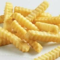 Promo kentang goreng french fries 2,5kg crinckle made in netherland