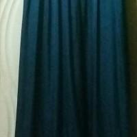 Long dress/baju pesta crystal