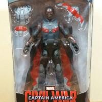 ORIGINAL 100% Marvel Legends Falcon Sam Wilson Avengers SHF Hasbro
