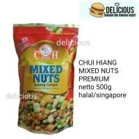 CHUI HIANG KACANG CAMPUR MIXED NUTS 500G SINGAPORE