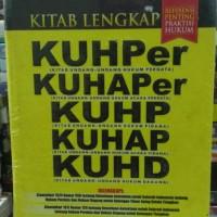 KITAB LENGKAP KUHper,KUHAper,KUHP,KUHAP DAN KUHD
