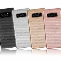 Jual Samsung Galaxy Note8 Note 8 Carbon Ultra Thin TPU Soft Casing Case Murah
