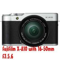 kredit kamera fujifilm X-A10 16-50mm f3.5.5.6 proses 30 menit