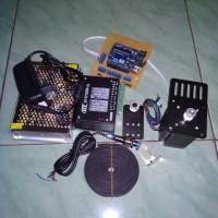 PAKET MICROCONTROLLER PRINTER DTG A3+ OTOMATIS SIAP RAKIT