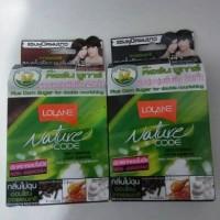 natur code shampo coloring hair