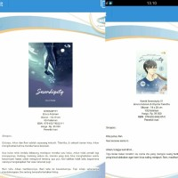 Komik Serendipity 01+novel serendipity