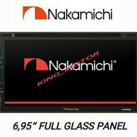 Double Din Nakamichi NA3102i / NA-3102i / NA 3102i (GARANSI RESMI)