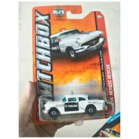 Diecast Matchbox Heroic Rescue