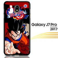 LOGO BLEACH ANIME dragon ball Y2899 Samsung Galaxy J7 Pro 2017 Case