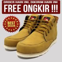 Jual Sepatu boot Pria safety adabos mars ( Sepatu Delta ) Murah