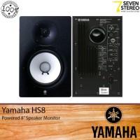 harga Yamaha Hs8 8 Inch Powered Speaker Monitor Tokopedia.com