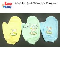 Jual Washlap Jari / Handuk Tangan Bayi Murah