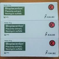 Bioplacenton Salep Krim - Untuk Luka Infeksi Luka Bakar