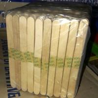 Stik Es Krim Kayu Impor / 1 pak 500 pc