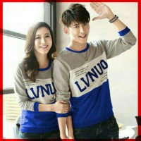[Cp T-Shirt LVNUO Benhur CL] baju couple babyterry misty benhur