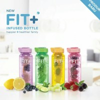 Jual botol infus buah Fit+ water infused bottle Murah