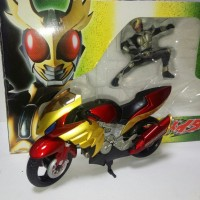 Dx Kamen Rider Agito Series - Dx Machine Tornador