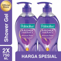 Palmolive Absolute Relax 750ml 2 pcs - As2-113646-8850006536322