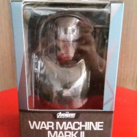 HOT TOYS WAR MACHINE MARK II - 1/6th Scale Collectible Bust (HTB31)