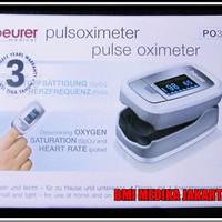 alat kesehatan Pulse Oxymeter Beurer PM 30 JK1605T